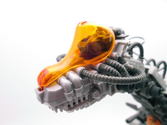 トミー 1/72 ウルトラザウルス 頭部