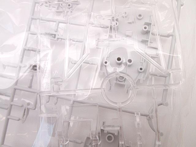 バンダイ EXモデル 1/144 ジェットコアブースターのパーツ