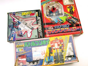 タカラ ダイアクロン バトルコンボイ等のおもちゃを買取させて頂きました!