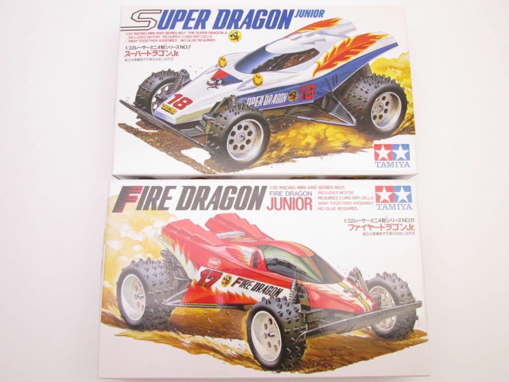 買取紹介:スーパードラゴンJr.&ファイヤードラゴンJr.