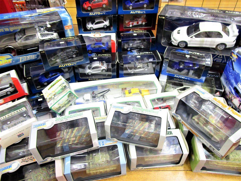 東京都より京商などのミニカーを買取させて頂きました!