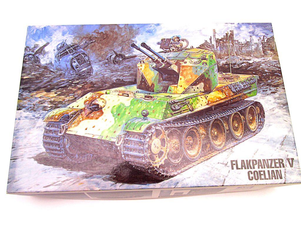 買取紹介:GSIクレオス 1/35 ケーリアン対空戦車