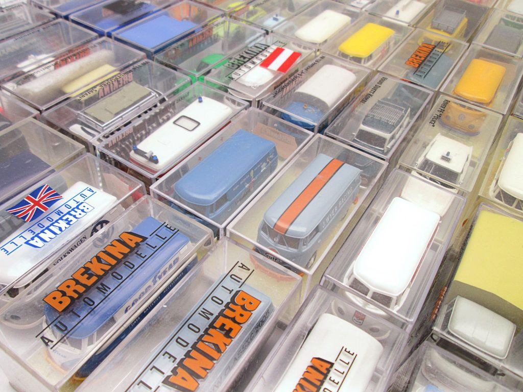 買取紹介:ブレキナ HO 1/87のミニカーコレクション