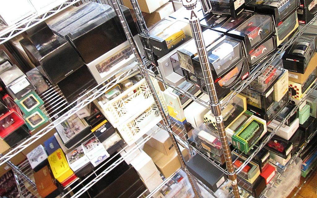 東京都よりワーゲンバスなど1000台を超えるミニカーを買取致しました!