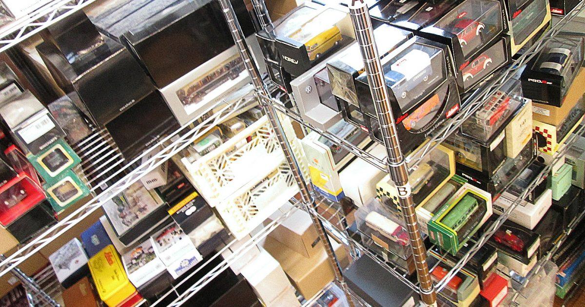 東京都よりトミカやミニチャンプス、シュコーなど1000台を超えるミニカーを買取致しました!
