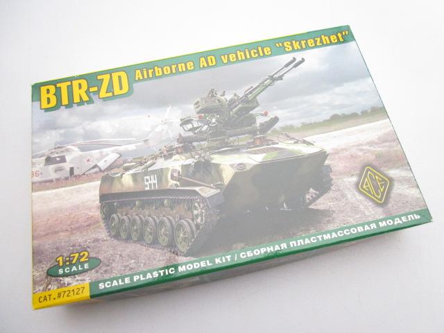 ACE(エース) 1/72 BTR-ZD