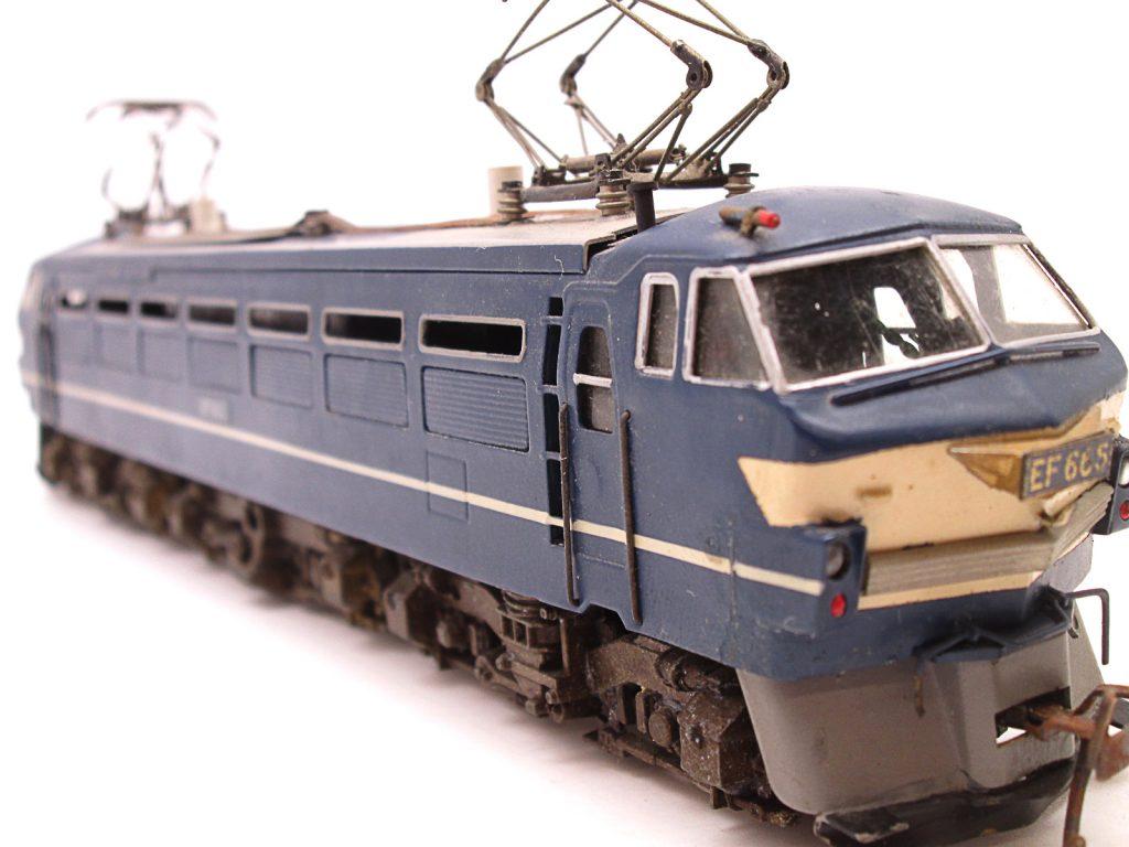 KTM(カツミ) HOゲージ EF66型電気機関車
