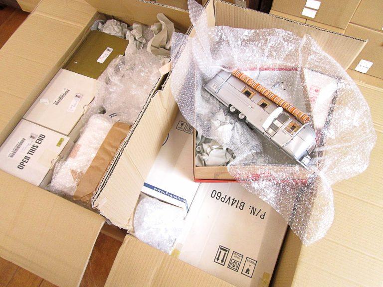 たくさんのフランクリンミントのミニカーを千葉県浦安市より買取頂きました!