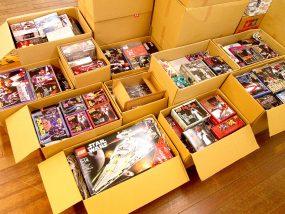 千葉県より超合金魂ゴッドマーズなどの超合金を多数買取り頂きました!