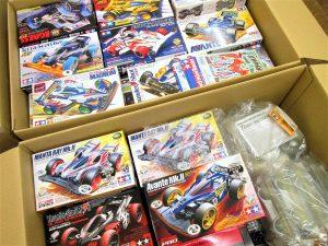 愛知県より、ミニ四駆PRO マンタレイMk.Ⅱなど多数のミニ四駆を買取頂きました!