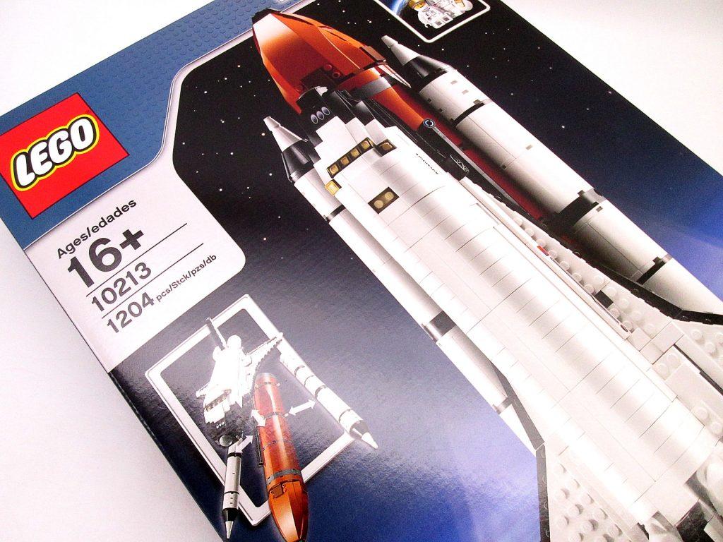 買取紹介:LEGO/レゴ クリエイター 10213 スペースシャトルを買取させて頂きました!