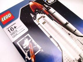 LEGO/レゴクリエイター 10213 スペースシャトルを買取り頂きました!