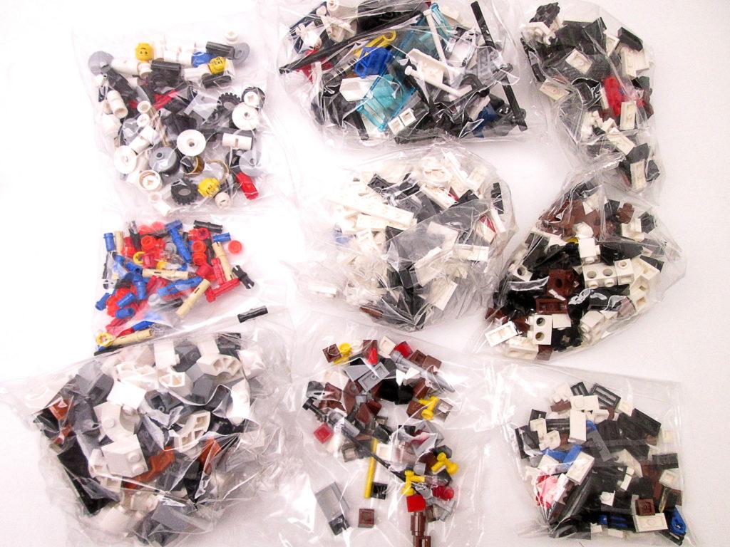 LEGO/レゴクリエイター 10213 スペースシャトル ミニフィグ等