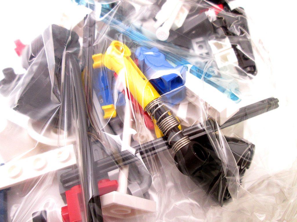 買取紹介:LEGO/レゴ クリエイター 10213 スペースシャトルのダンパー