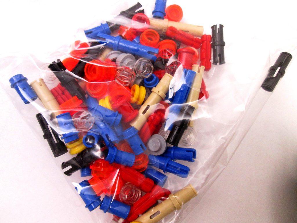 LEGO/レゴ クリエイター 10213 スペースシャトルのコネクターパーツ