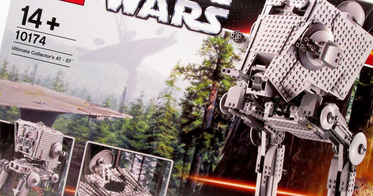 LEGOスターウォーズ インペリアル AT-STを買取りさせて頂きました!