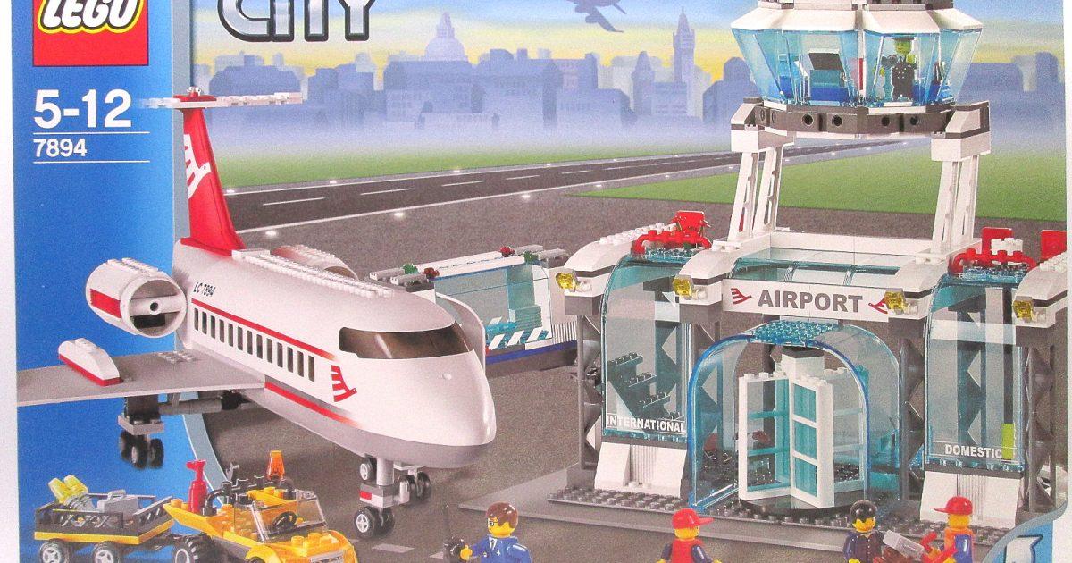 レゴシティ 7894 空港 ANAバージョンを買取りさせて頂きました!