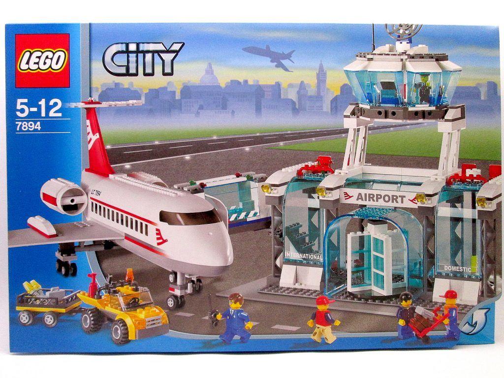 買取紹介:レゴ/LEGO シティ 7894 空港 ANAバージョンを買取させて頂きました!