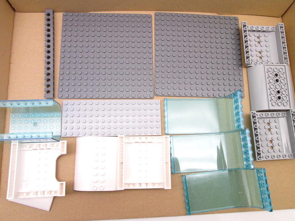 レゴ/LEGO シティ 7894 空港 ANAバージョン ボーディングブリッジ