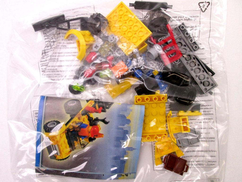 レゴ/LEGO シティ 7894 空港 ANAバージョン 運搬車等