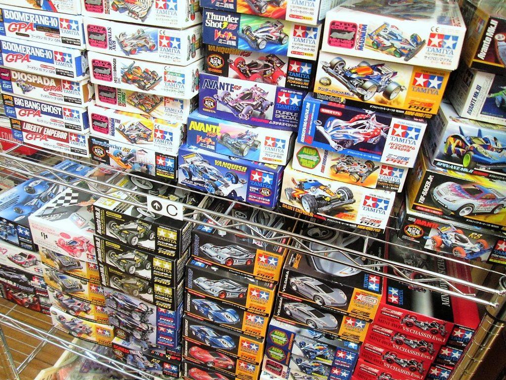 愛知県よりミニ四駆PRO マンタレイMk.Ⅱなど多数のミニ四駆を買取させて頂きました!