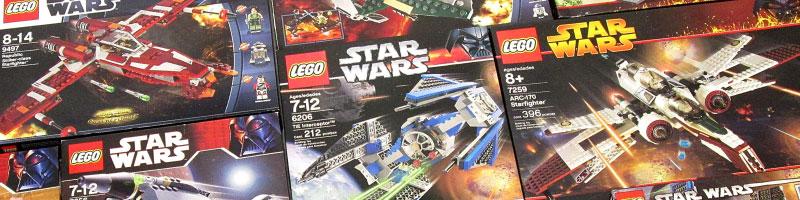 人気以上の意味を持つ、レゴ スター・ウォーズシリーズ