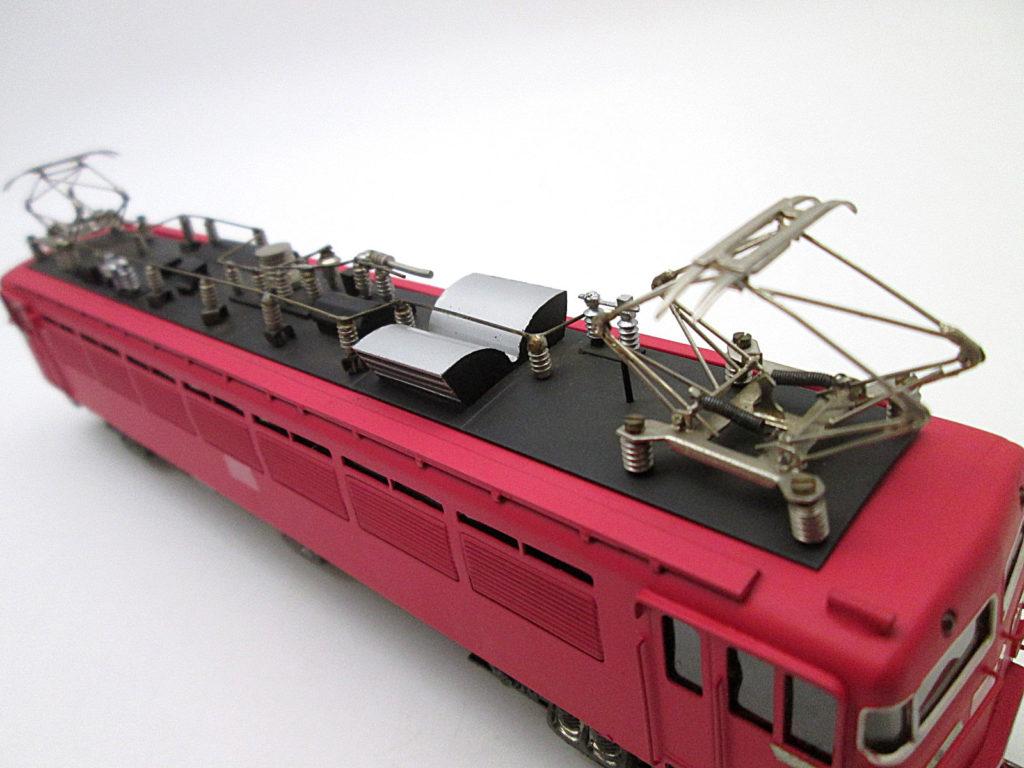 鉄道模型社 国鉄 EF80形電気機関車パンタグラフ
