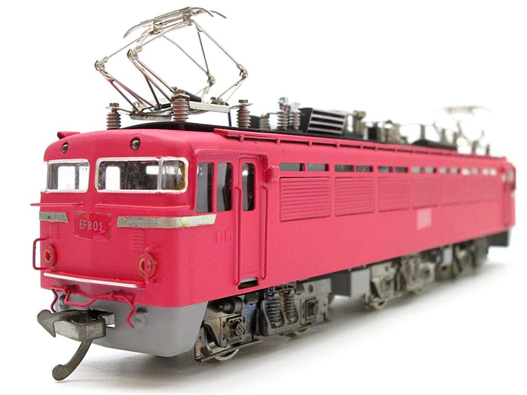 買取紹介:鉄道模型社 16番ゲージ 国鉄 EF80型電気機関車