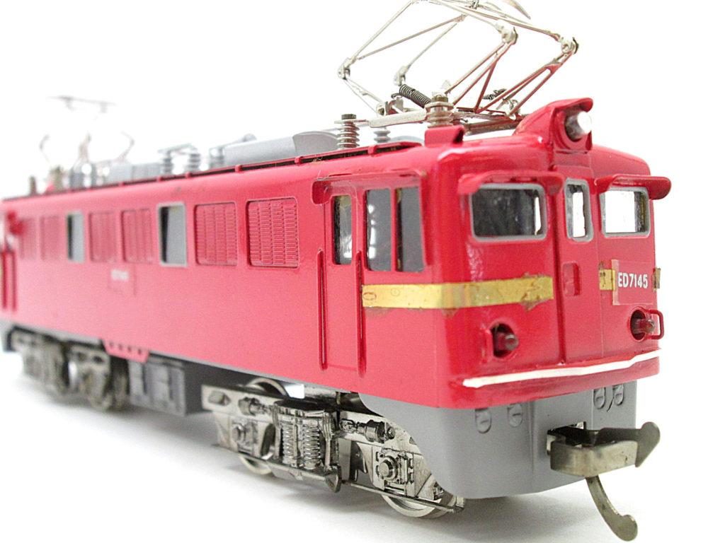 買取紹介:鉄道模型社 16番ゲージ 国鉄 ED71型電気機関車