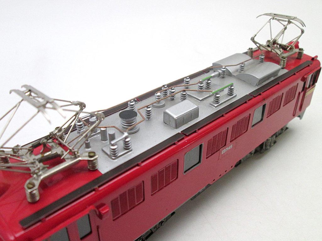 鉄道模型社 国鉄 ED71形電気機関車パンタグラフ