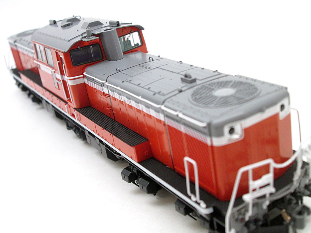 TOMIX DD51 1000形ディーゼル機関車 全体像