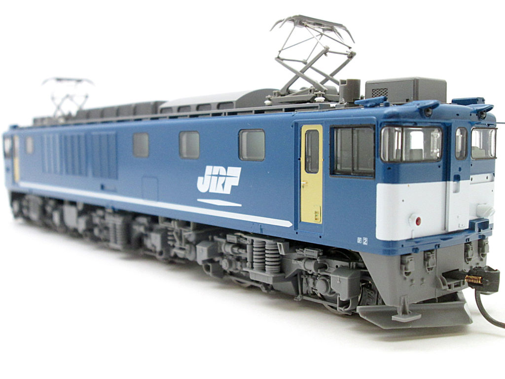 買取紹介:TOMIX HO EF64 1000形 岡山機関区
