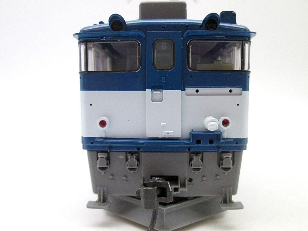 買取紹介:TOMIX HO EF64 1000形 岡山機関区のフェイス