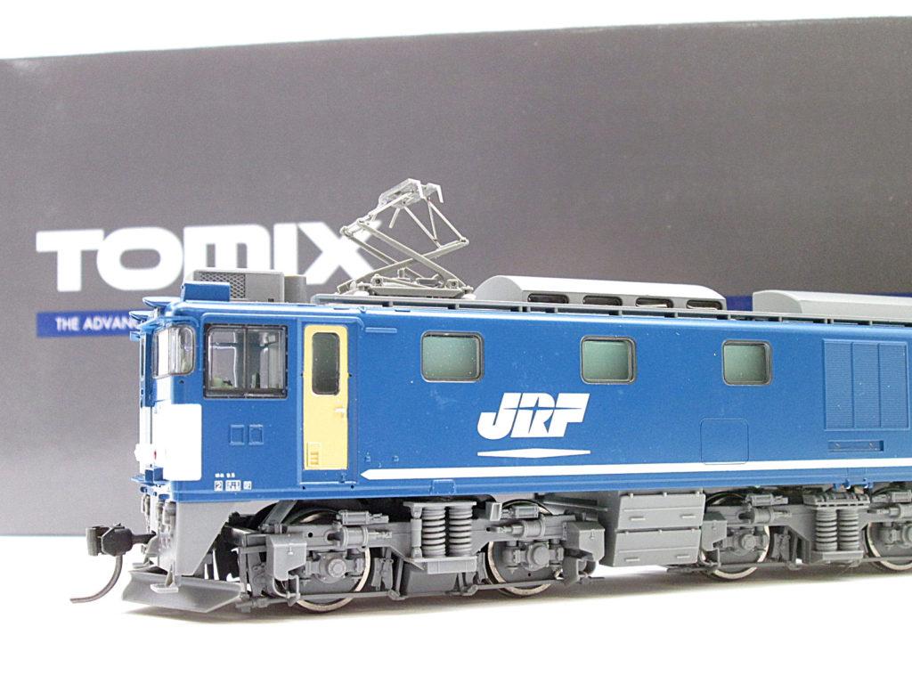 TOMIXのHOゲージ EF64 1000形電気機関車 岡山機関区更新車を買取させて頂きました!