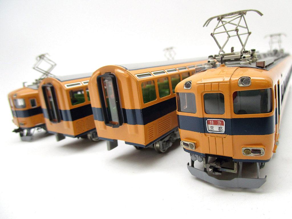カツミ/KTM HOゲージ 近鉄30000系電車 ビスタカー