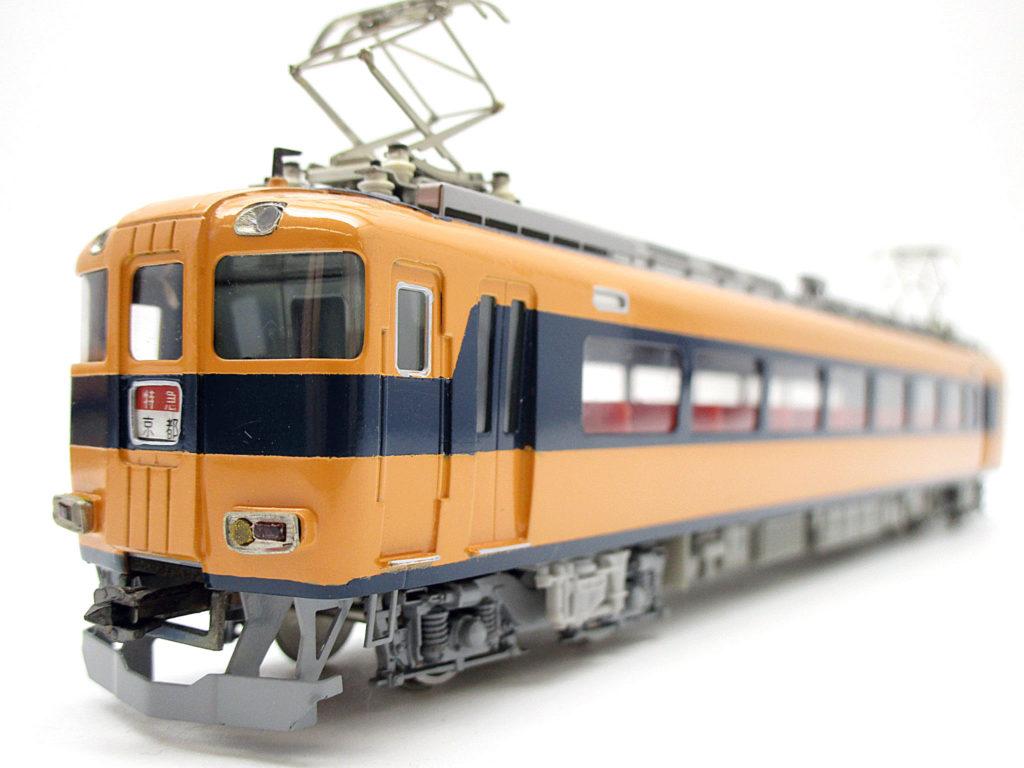 カツミ/KTM HOゲージ 近鉄30000系電車 ビスタカーフロント部分