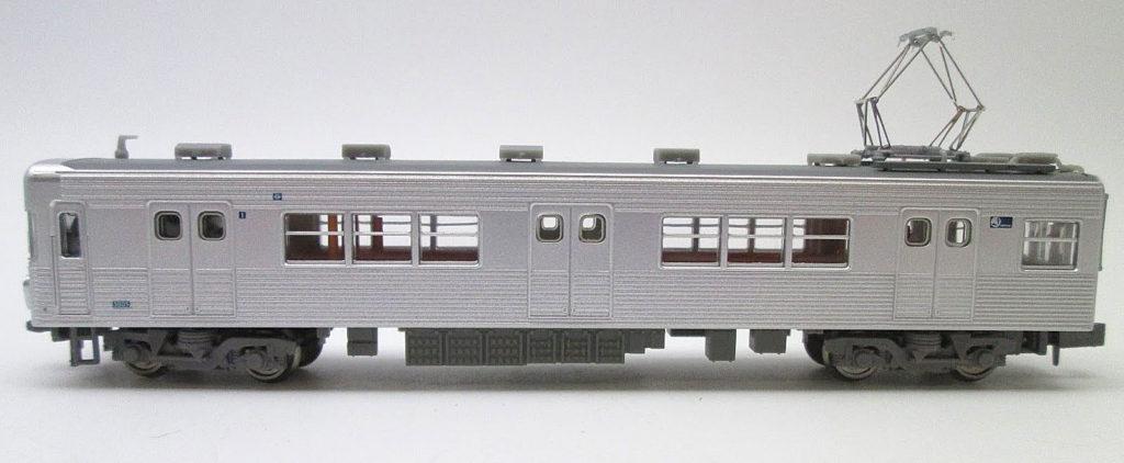 買取紹介:マイクロエース A6685 営団3000系 変速編成・ドア交換後8両セット 側面