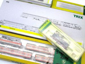 MINITRIX(ミニトリックス) の鉄道模型 TEEI形気動車ノースランダーなどを買取頂きました!