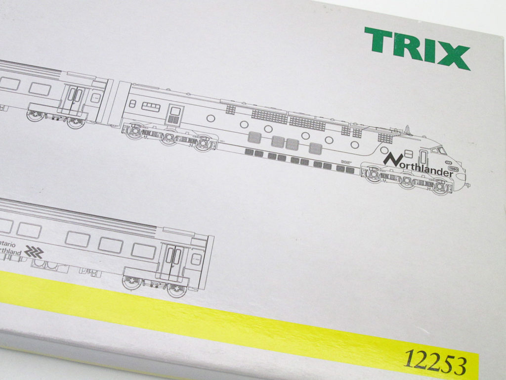 MINITRIX 12253 Nゲージ DE-IV形 RAm TEEI形気動車 ノースランダーのパッケージ