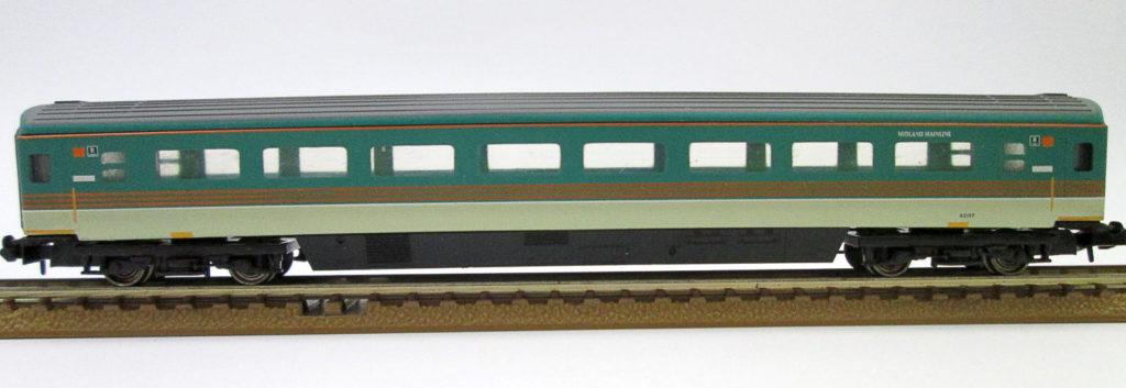 GRAHAM FARISH HST インターシティ125 ミッドランド・メインラインの客車