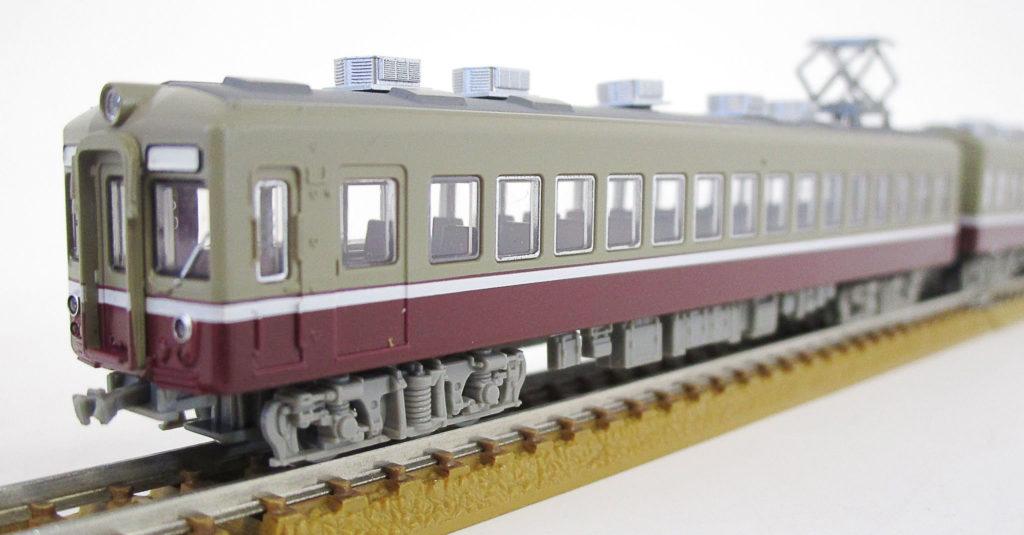 トミーテック 東武鉄道1700形2輌セットC 車両の写真