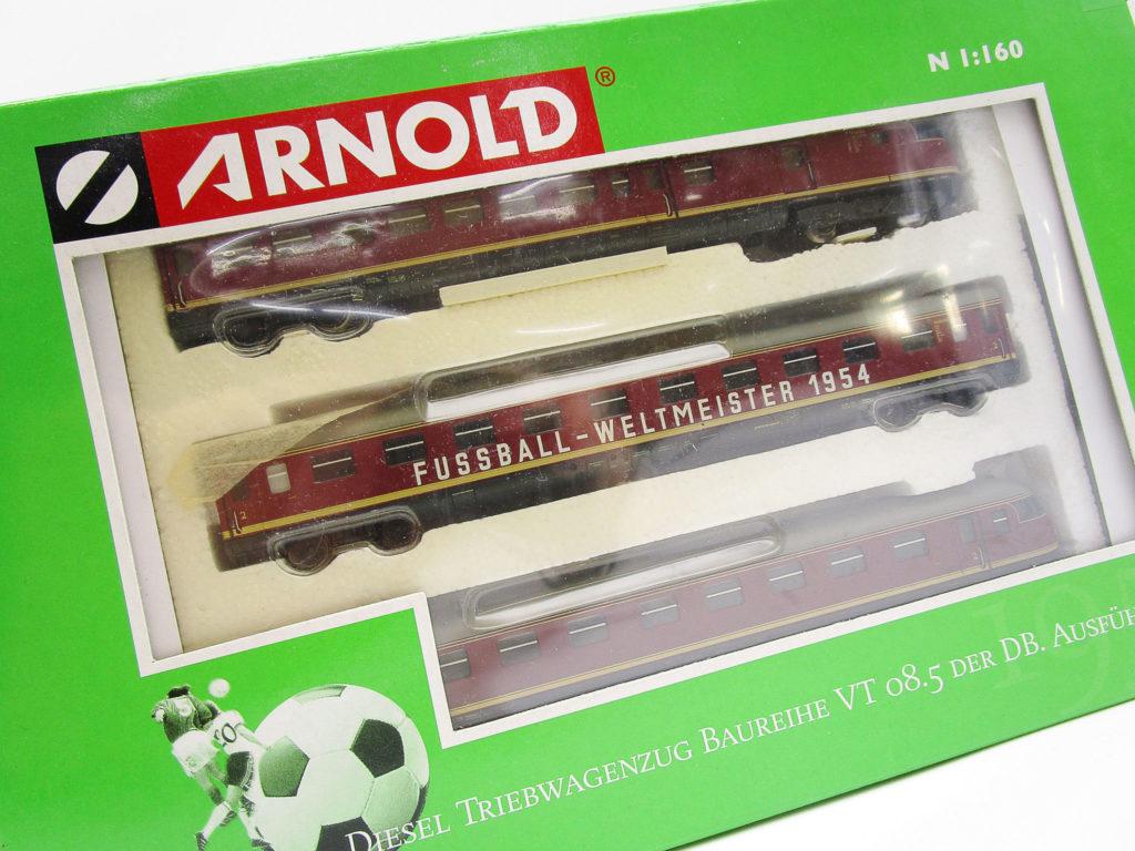 ARNOLD Nゲージ DB VT08.5形 ワールドカップ列車 1954 HN2000