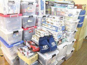 大阪府より1500点を超えるプラモデル・模型やミニカーを買取させて頂きました!