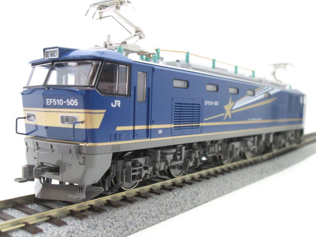 KATO 3-002 HO 寝台特急 北斗星 スターターセット EF510
