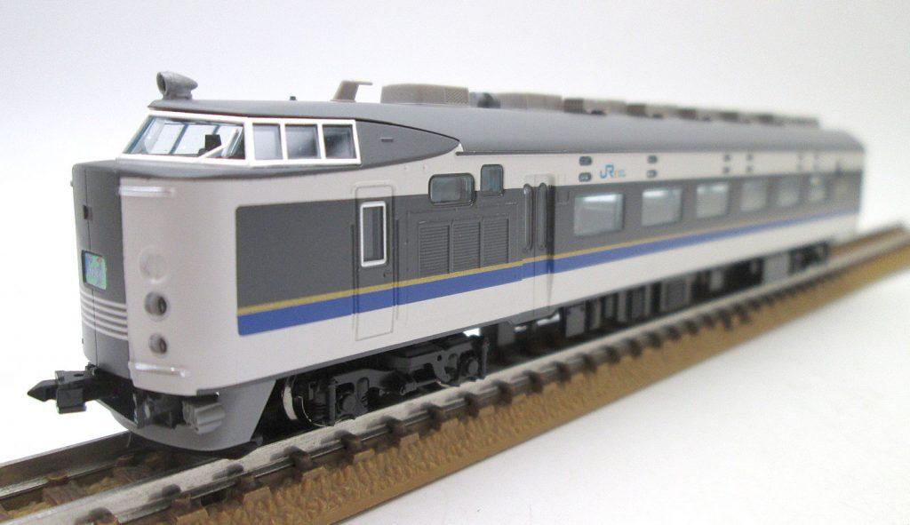 TOMIX 92797 JR 583系電車 きたぐに 先頭車両