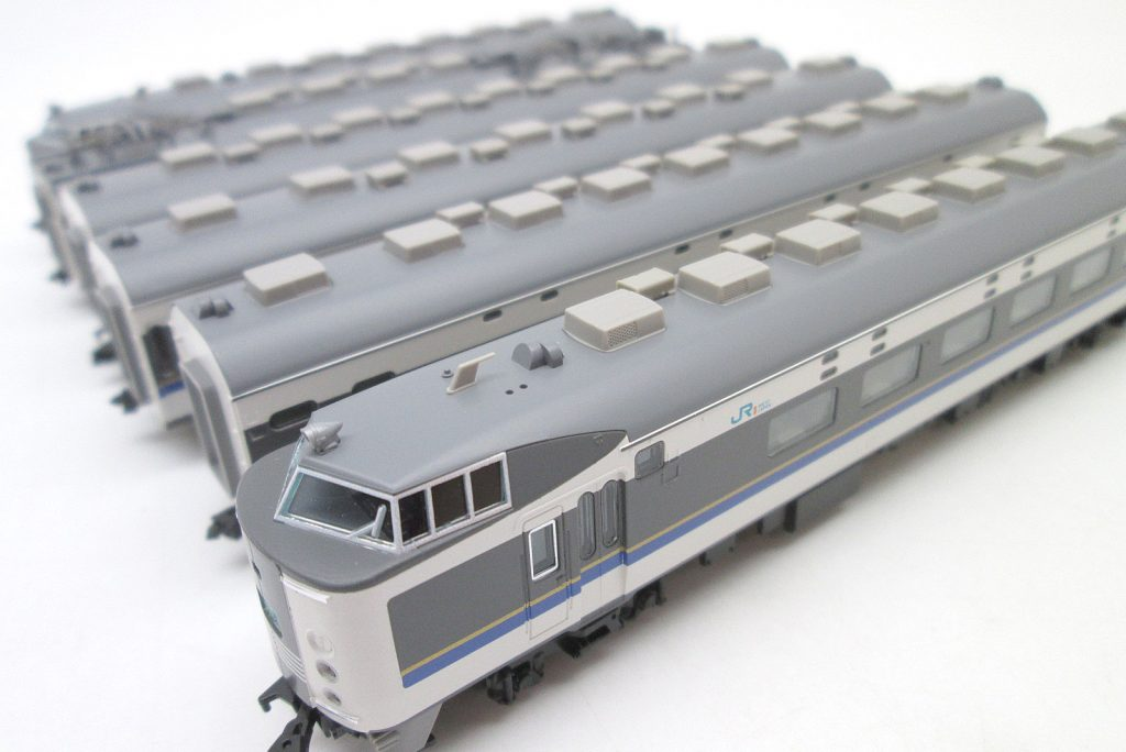 TOMIX 92797 JR 583系電車 きたぐに 6両セット