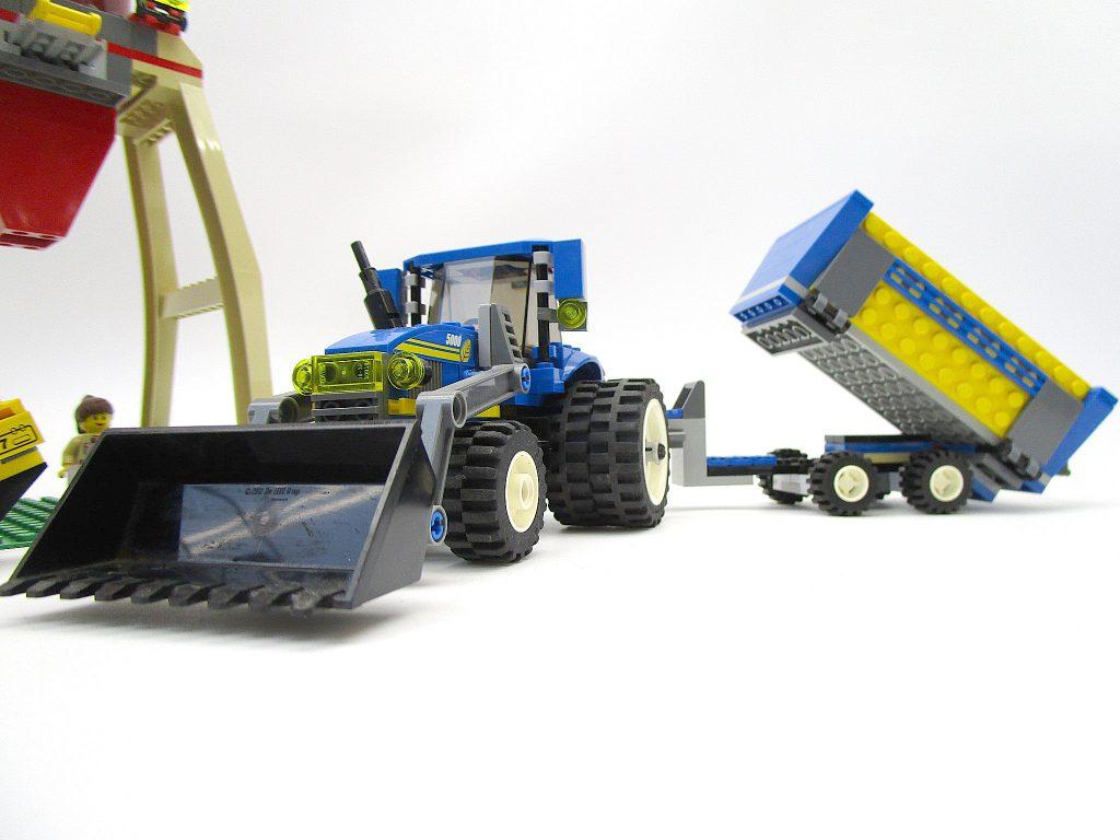 LEGO レゴ シティ 農場 7637 トレーラー