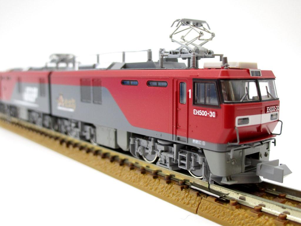 KATO 3037-1 EH500 3次形 金太郎