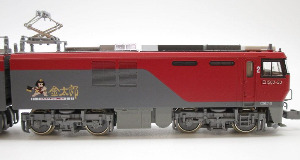 KATO 3037-1 EH500 3次形 金太郎 Nゲージの側面2