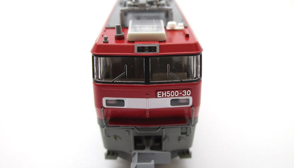 KATO 3037-1 EH500 3次形 金太郎 Nゲージの正面
